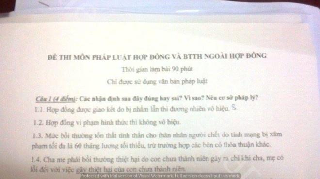 Hop dong va boi thuong thiet hai ngoai hop dong 08
